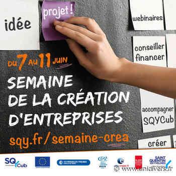 Mon entreprise sur le net Webinaire SQY Cub Montigny-le-Bretonneux - Unidivers