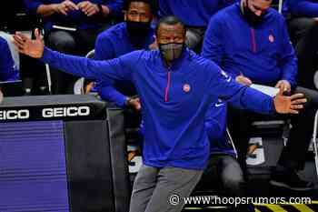 Pistons To Extend Dwane Casey's Contract