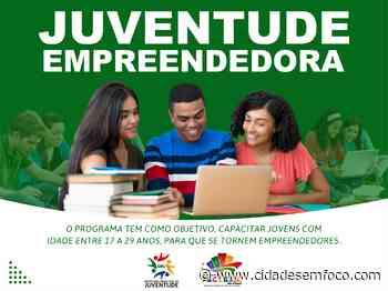 Jovens de Jacobina do Piauí poderão participar do Projeto Juventude Empreendedora - Cidades em Foco