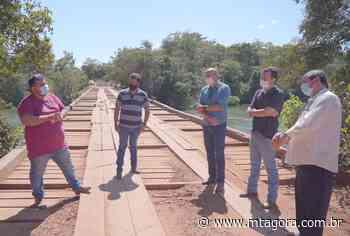 Prefeitura de Lucas do Rio Verde busca parceria para reforma de ponte do Morocó - MT Agora
