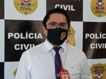 Jovem se apresenta na delegacia em Lucas do Rio Verde e fica preso por homicídio - CenárioMT