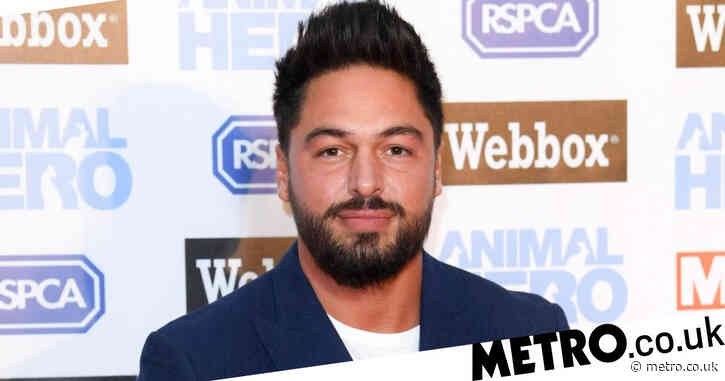 Towie's Mario Falcone shares heartbreaking throwback photo of himself taken a week before suicide attempt