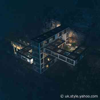 Breathtaking 'Mountain House' Projects Over Rocky Cliffside - Yahoo Lifestyle UK
