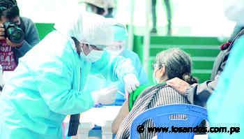 En Camaná vacunarán a mayores de 80 años y a personas con síndrome de Down - Los Andes Perú
