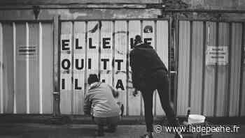 Montauban : des collages nocturnes contre les violences faites aux femmes et aux minorités - LaDepeche.fr