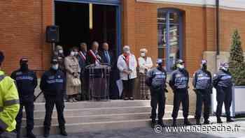 Montauban : hommage au brigadier Eric Masson - LaDepeche.fr