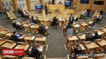 Newly-elected MSPs to be sworn in at Holyrood
