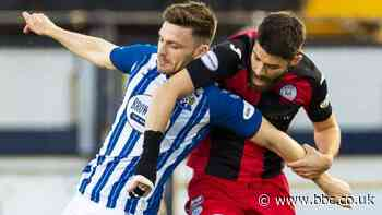 Kilmarnock 3-3 St Mirren: Dramatic finish means play-off fate out of hosts' hands
