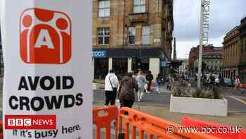 Covid in Scotland: Concern over rising cases in Glasgow