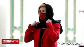 Covid in Scotland: First Minister urges caution over Eid celebrations