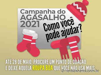 Campanha do Agasalho 2021 de Carlos Barbosa segue até 28 de maio - Revista News
