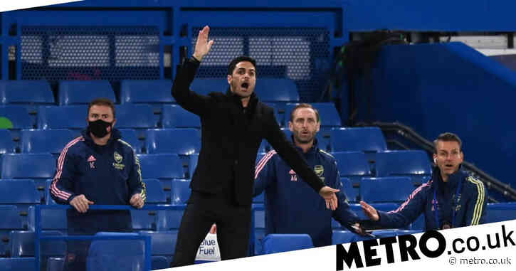 'Nothing is broken' – Mikel Arteta passionately defends Arsenal players after Chelsea win