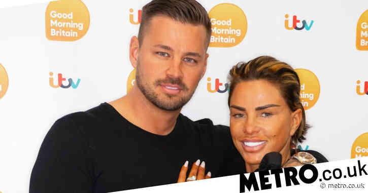 Katie Price fears Carl Wood's steroids past will affect chances of getting pregnant as they begin IVF