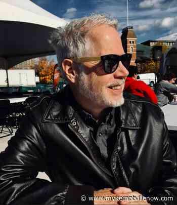 Kemptville Author Michael Blouin's Skin House Named 2020 Best Novel In Canada - mykemptvillenow.com