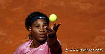 Serena Williams Loses First Match at Italian Open