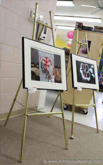 Travelling art exhibit at Fort Macleod Library features local artists - Macleod Gazette Online