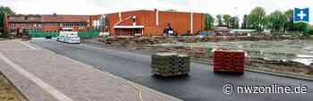 Verkehr in Garrel: Bauarbeiten am Busbahnhof auf der Zielgeraden - Nordwest-Zeitung