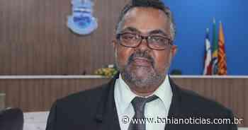 Brumado: Morre presidente da Câmara de Vereadores após complicações da Covid-19 - Bahia Notícias