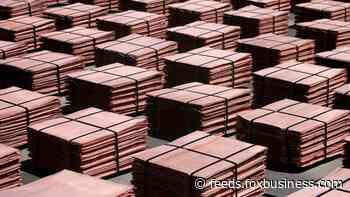Copper crunch drives record prices