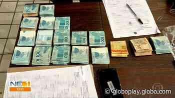 NE1 | Operação da Polícia Federal cumpre mandados de prisão em Camaragibe e em Moreno - Gshow