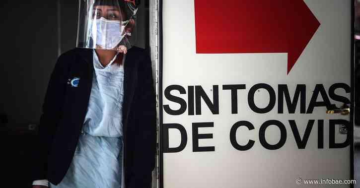 Coronavirus en Argentina: confirmaron 496 muertes y 24.475 nuevos contagios en las últimas 24 horas - infobae