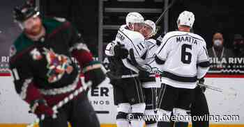 Los Angeles Kings win 4-2, Arizona Coyotes officially eliminated - Five for Howling