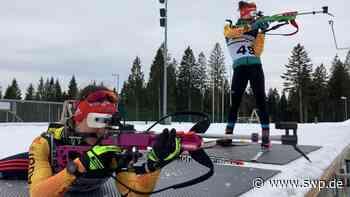 Biathlon Nationalteam: Stützpunkt Dornstadt im Bundeskader stark wie nie - SWP