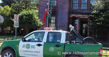 Carabineros detuvo a 11 personas en fiesta clandestina en Puerto Aysén - Radio Santa Maria