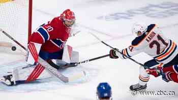 Kahun's extra frame tally helps Oilers secure back-to-back OT wins against Canadiens