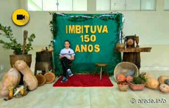 Escola rural comemora os 150 anos de Imbituva com poemas - ARede