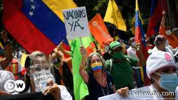 ++ Coronavirus hoy ++ En Venezuela han muerto 549 trabajadores sanitarios por COVID, según ONG   DW   12.05.2021 - DW (Español)