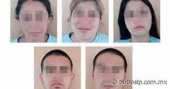 Cae banda de supuesto asaltantes de Las Lomas - Pulso Diario de San Luis