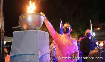San Germán celebra 448 años de establecerse en Las Lomas de Santa Marta - Primera Hora