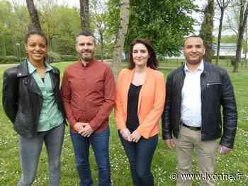"""Départementales 2021 - Le binôme Meyroune-Sérandat se présente à Migennes pour """"l'Yonne en commun"""" - L'Yonne Républicaine"""