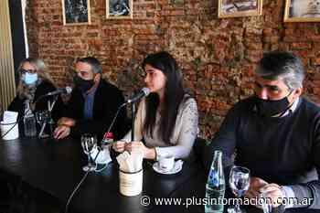 Carmela Moreau lanzó el partido Igualar en Brandsen - PlusInformacion