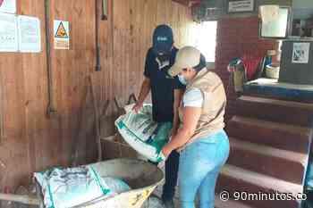 Corredor humanitario permitió paso de insumos para el acueducto de Calima-Darién - 90 Minutos