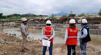 Lambayeque: rehabilitan canal de riego en distrito de Chongoyape - LaRepública.pe