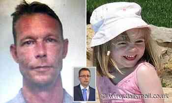 Police probing Madeleine McCann case 'have dramatic new evidence against Christian Brueckner'