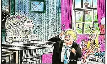 PAUL THOMAS on... Boris Johnson's money woes
