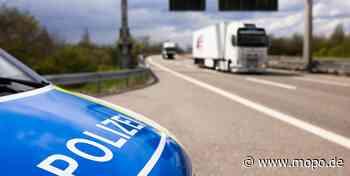 Verfolgungsjagd bei Hamburg: 16-Jähriger flüchtet auf der Autobahn vor der Polizei - Hamburger Morgenpost