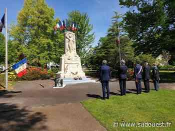 Mimizan : une stèle totalement rénovée pour la cérémonie du 8 Mai - Sud Ouest
