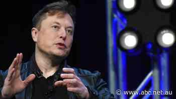 Bitcoin price falls after Elon Musk's Tesla tweet