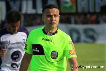 Fabricio Llobet designado para Atlético de Rafaela - Tristán Suárez - PaloyGol