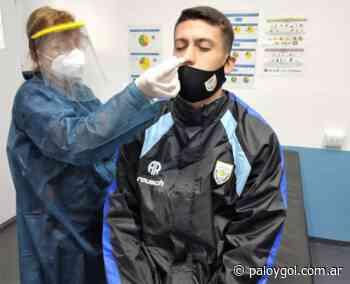 Casos positivos de COVID en Atlético de Rafaela - PaloyGol - PaloyGol