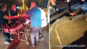 Polícia Militar registra lesão corporal de natureza grave em Tapejara - Folha De Cianorte