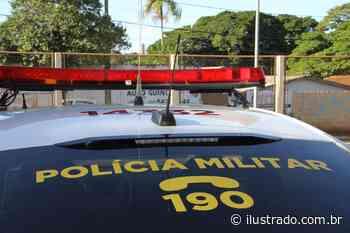 Jovem foi baleado agora a pouco em Tapejara - Umuarama Ilustrado