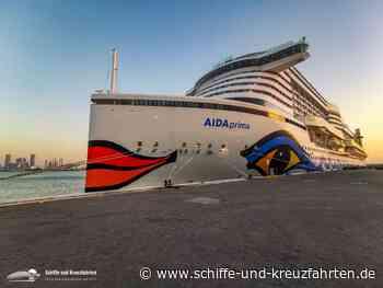 AIDAprima: Neustart ab / bis Kiel ab dem 03.07.2021! - Schiffe und Kreuzfahrten - Das Kreuzfahrtmagazin