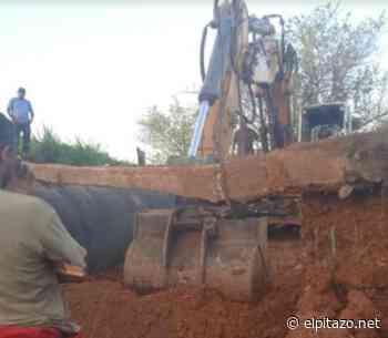Autoridades reportan avance del 50% en reparación de alcantarilla vía Anaco-Barcelona - El Pitazo