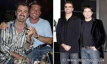 SEBASTIAN SHAKESPEARE: George Michael's former partner Kenny Goss wins share of pop star's will