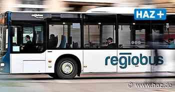 Wedemark: Regiobus verlegt Haltestelle in Berkhof - Hannoversche Allgemeine